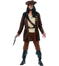 Authentic Pirate Costumes for Women   Pirate Costumes for Men & Women   Smiffy's Australia
