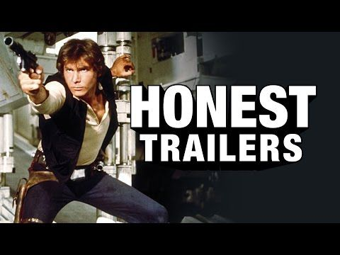 Honest Trailer: Star Wars - The First One [Video] - Geeks are Sexy Technology NewsGeeks are Sexy Technology News