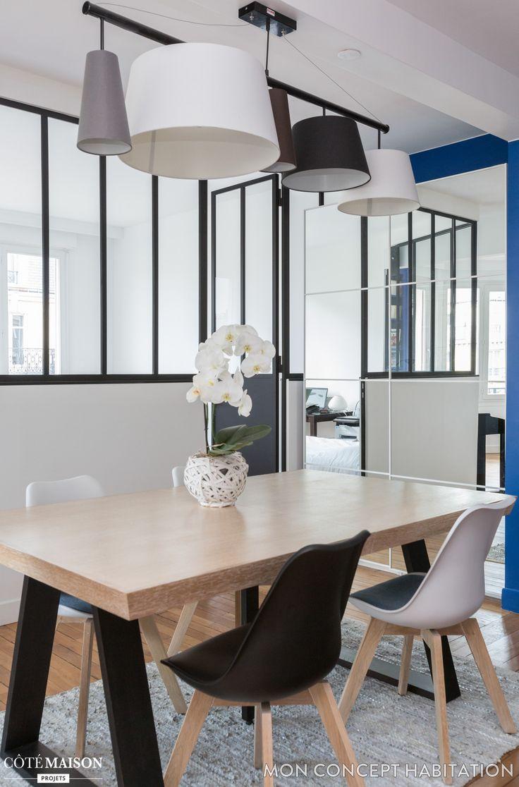 Rénovation d'un appartement Boulevard Exelmans, Paris, mon concept habitation - artisan