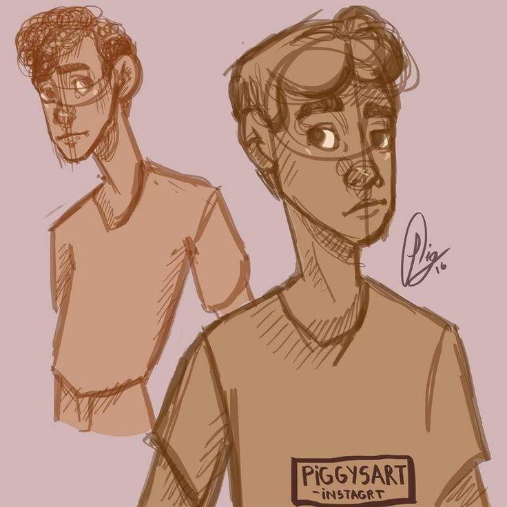 piggysart instagram facebook tumblr drawing illustration