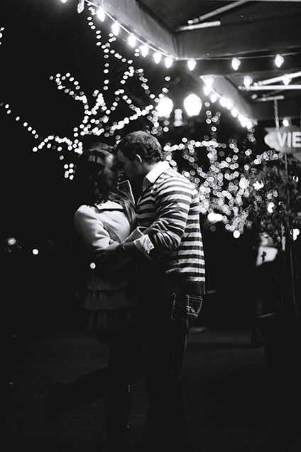 I just can't get enough of this swoon-worthy, Christmas engagement shooting. Love is all around. Love is all you breathe.