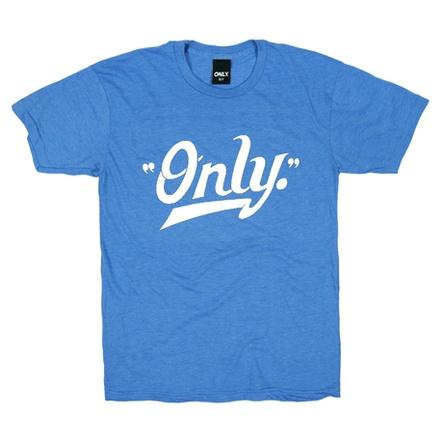 Script Logo Tee - Awesome T-Shirts at Rumplo