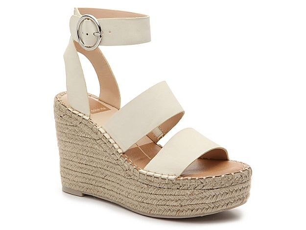 deec0c6da09 Women Shae Espadrille Wedge Sandal -Grey Suede in 2019 | Products ...