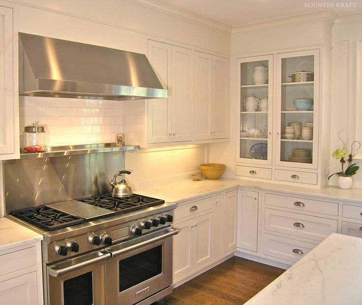 396 Best Custom Kitchen Cabinets Images On Pinterest