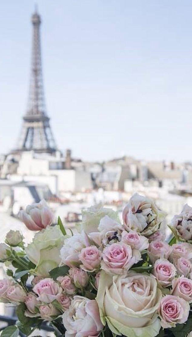 красивые картинки парижа днем рождения меня полно