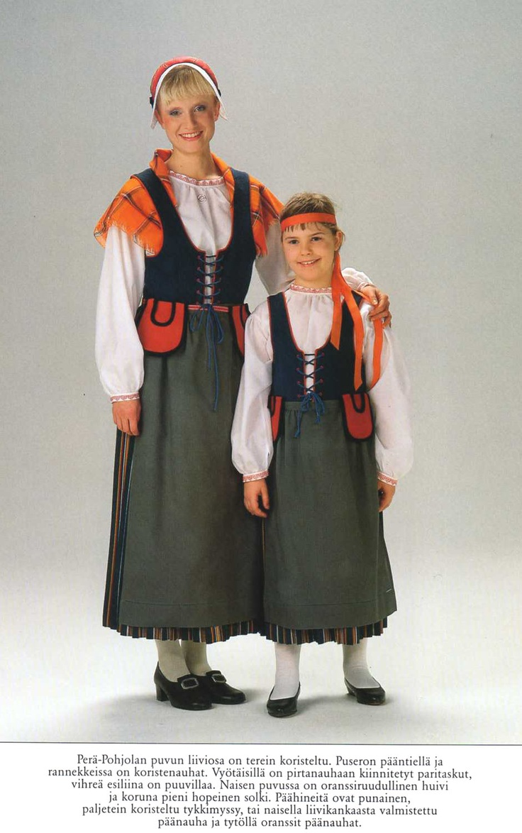 Peräpohjola, Finland Josie's dress