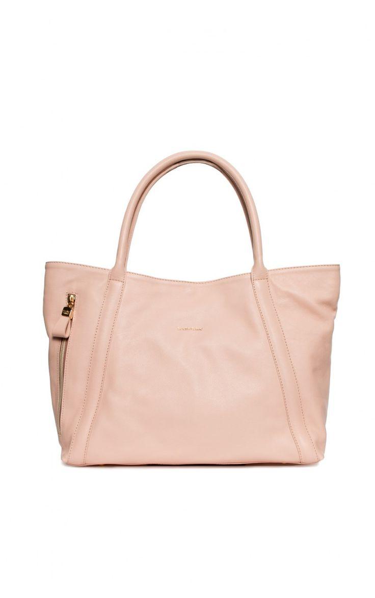 Handväska 9S7759-P-128 PINK - pink summer ss15 - Raglady