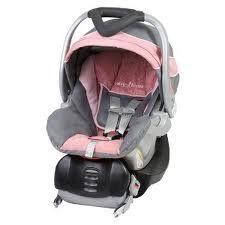 carseat baby trend flex loc 30 lb infant car seat pink mist ht baby pinterest. Black Bedroom Furniture Sets. Home Design Ideas