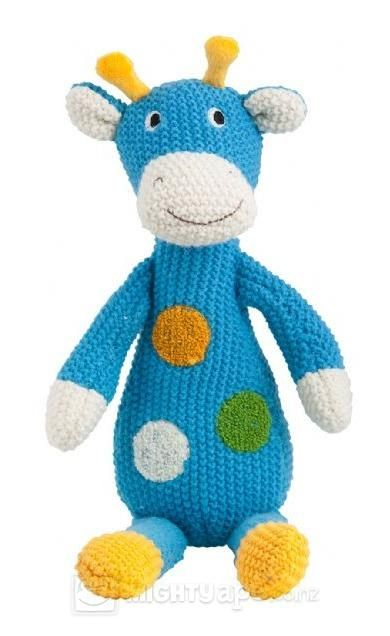 Lily & George Georgie Giraffe Toy