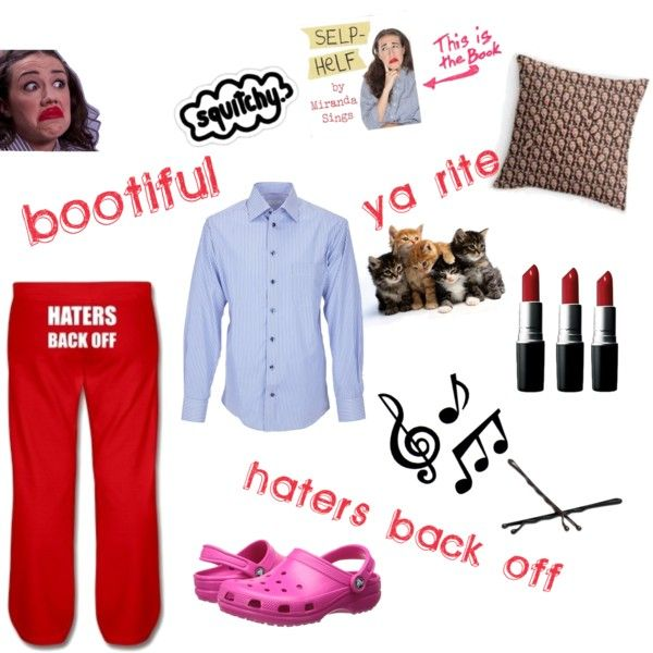 Miranda sings!!!!!:) by majellaj on Polyvore featuring polyvore fashion style Crocs