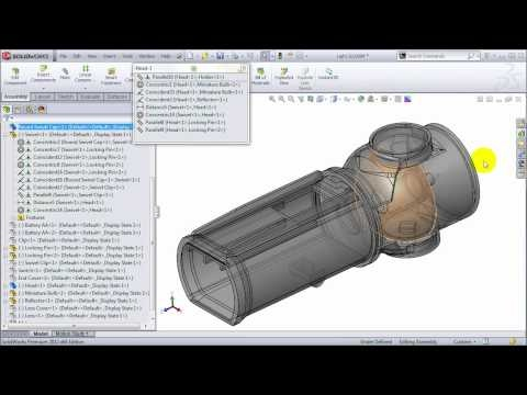 3 time saving tips for managing your mates in SolidWorks