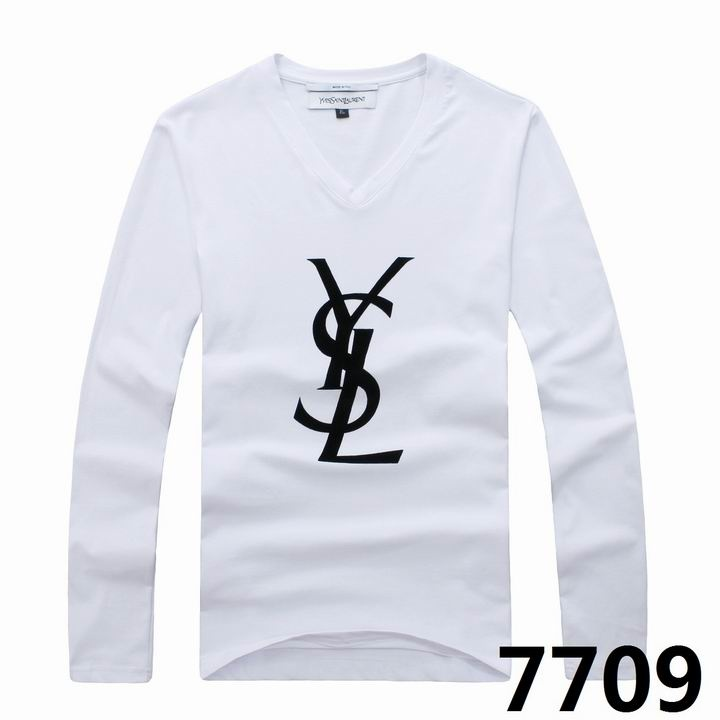 Most current YSL Women Long T-Shirt S-XXL manufacturing unit low ...