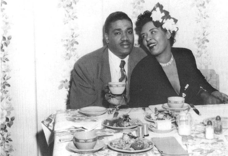 Billie holiday and louis mckay couples hollywood