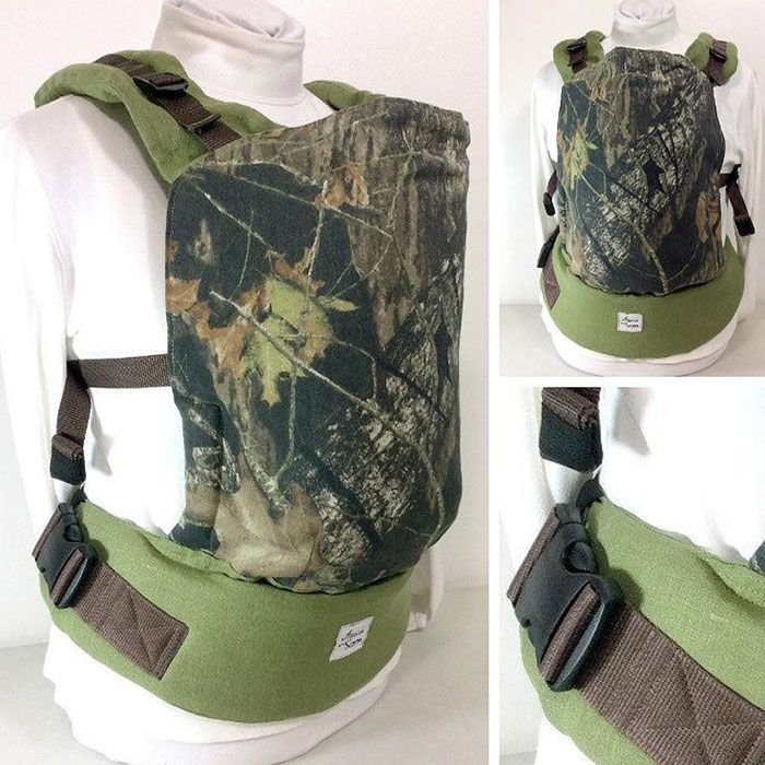 Camo Baby Carrier