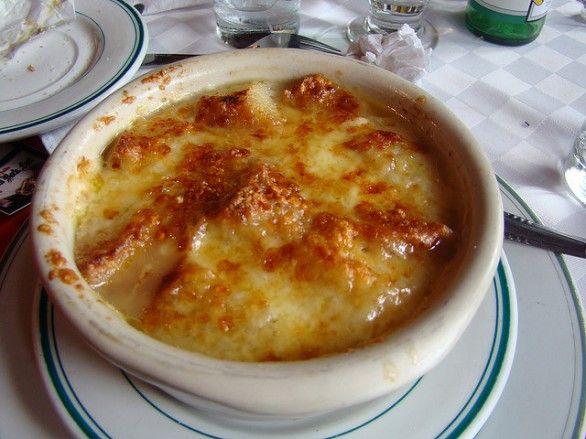 zuppa di cipolle rosse di Tropea Bimby