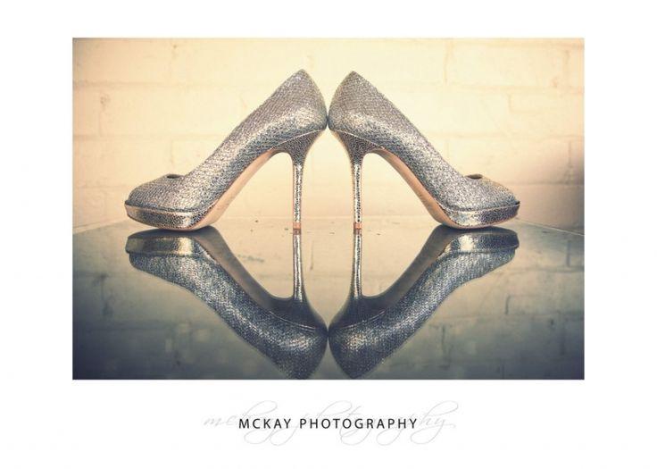 Stunning Jimmy Choo wedding shoes  #jimmychoo  #bowralwedding #mckayphotograpy #pepperscraigieburn #wedding