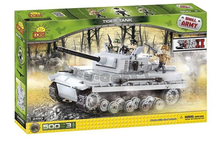 Tiger Tank | 2450