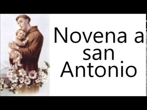 NOVENA A SAN ANTONIO DE PADUA DIA TERCERO