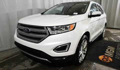 Shop New Ford Edge at MGM Ford Lincoln in Red Deer, Alberta