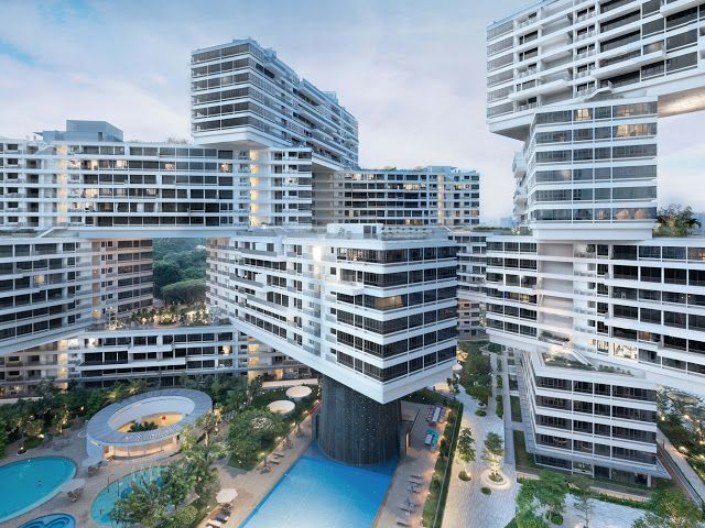 Lily Of The City:  Lily Of The CityCID & ArchitectureDesigned by ar...