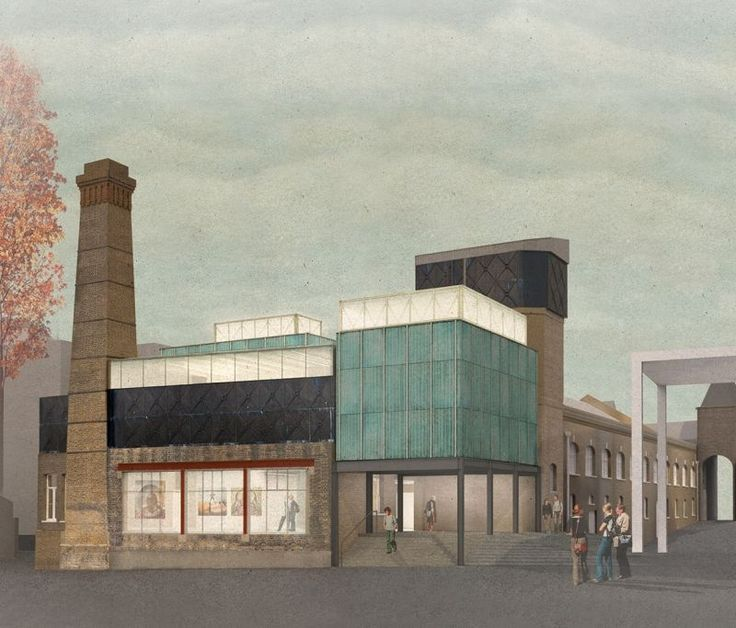 Goldsmiths Art Gallery Assemble are transforming a series of found historic, listed and infrastructural spaces into a new public art gallery for Goldsmiths University, a site for an active public c...