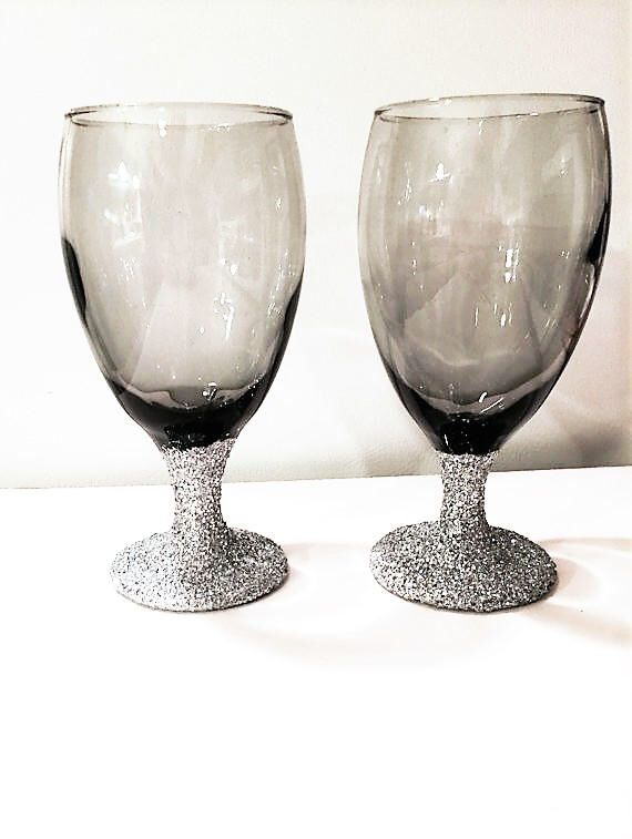 1000 ideas about glitter candle holders on pinterest. Black Bedroom Furniture Sets. Home Design Ideas