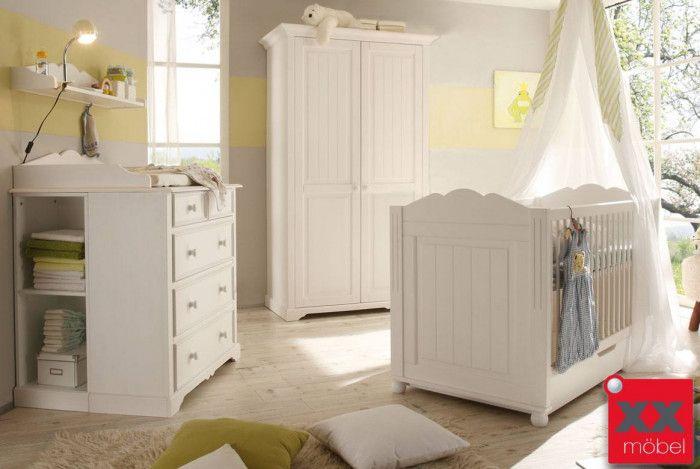 Babyzimmer Landhausstil In 2020 Babyzimmer Wandgestaltung