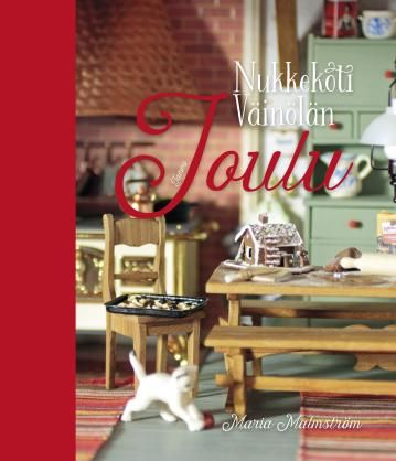 Nukkekoti Väinölän joulu - Maria Malmström - #kirja