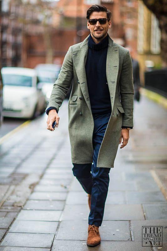LEKCJA STYLU DLA MĘŻCZYZN - UCZY JOHANNES HUEBL - North Fashion