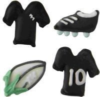 Rugby Cake Decorations   Rugby Party Theme and Supplies