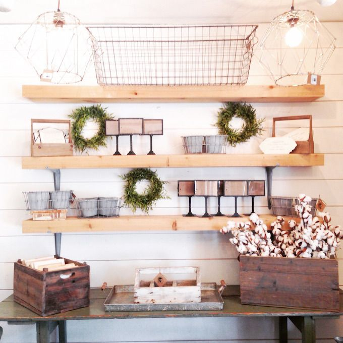 Fixer Upper Magnolia Store | Yes, the 'Fixer Upper' Store Is As Cute in Real Life as it Is on HGTV ...