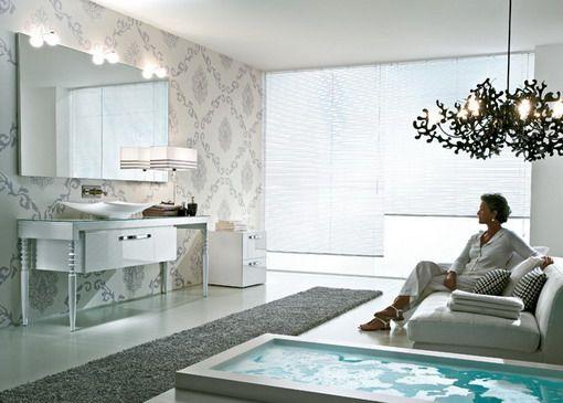 Modern Apartment Bathroom Interior Designs