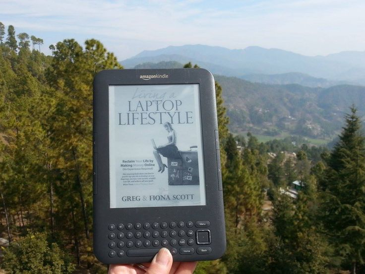 Living A Laptop Lifestyle - Reclaim Your Live By Making Money Online (No Experience Required) is in the Himalaya - great to know our book gets around. Would love to see it in other locations round the world :)