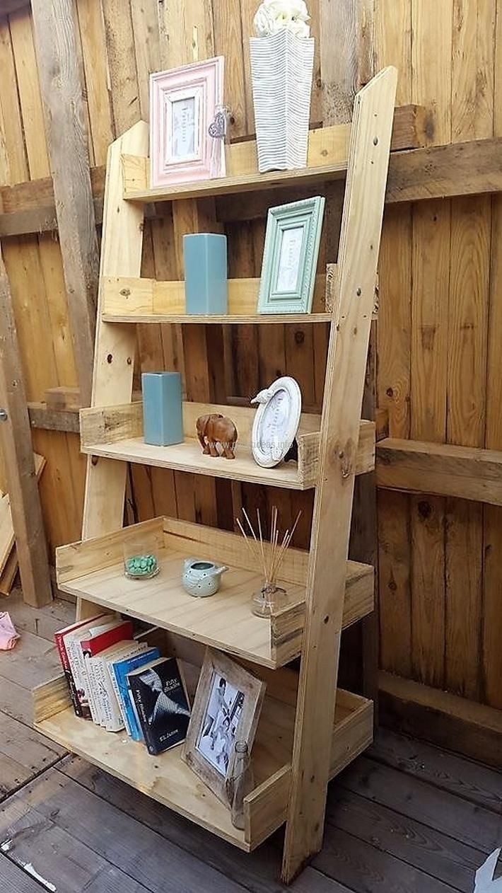 There are some people who have placed most of the furniture in their home made up of wood pallets while there are also some individuals who don't have any idea of how they use the wooden pallets, but it's interesting to know how they can reshape the wooden pallets to turn them into the items …