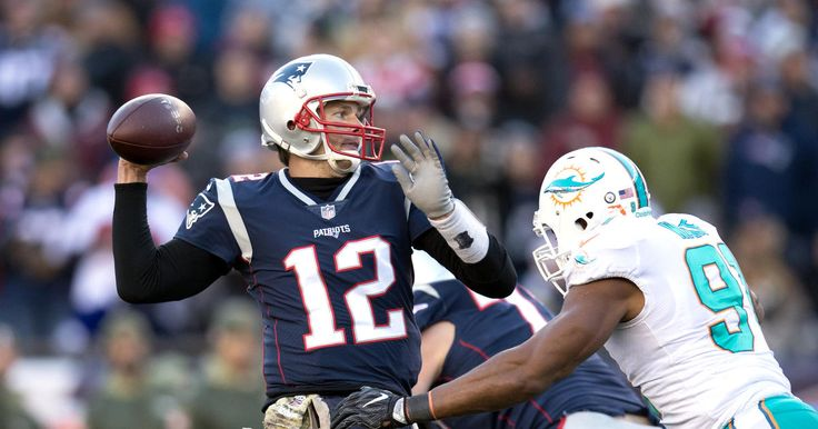 The New England Patriots announced today that Tom Brady has been named AFC Offensive Player of the Month for November.