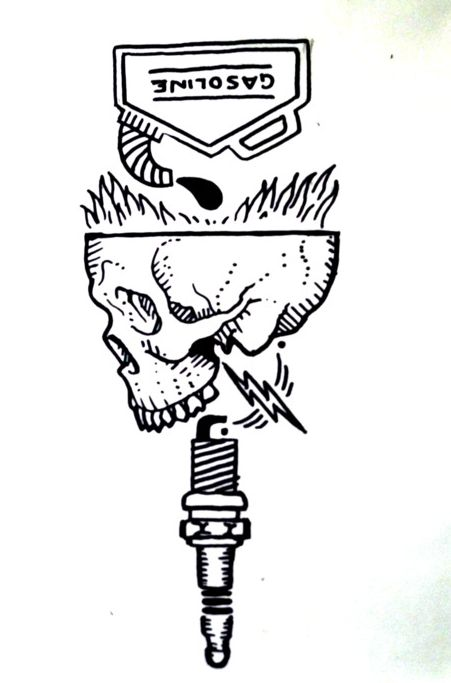 """Image Spark - Image tagged """"tattoo"""" - slimbos"""