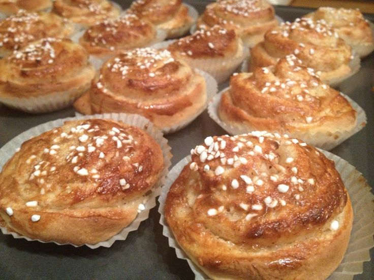 Swedish cinnamon buns! Svensk Bullar! #Fika | Americulinariska.com