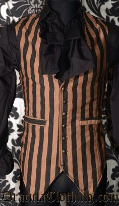 A really good online shopping site for Steampunk clothes!
