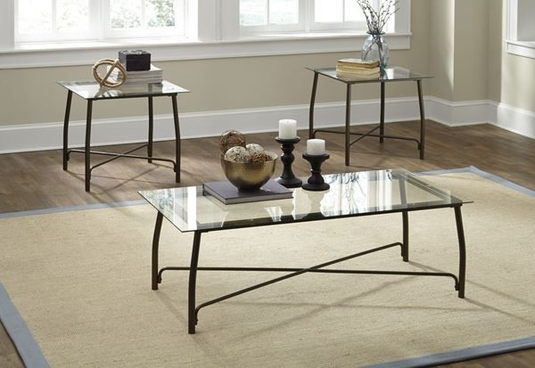 Burmesque Occasional Table Set (3/CN) * D by Ashley Furniture is now available at American Furniture Warehouse. Shop our great selection and save!