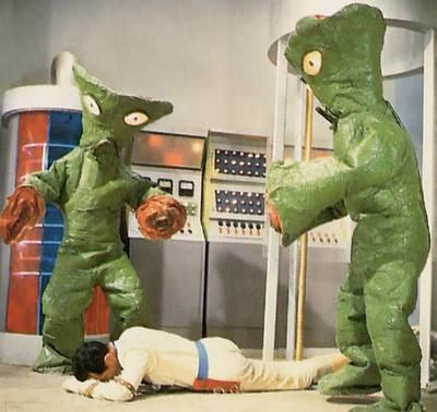 Bandel Seijin attack! Captain Ultra (1967) 怪獣爆裂地帯!!