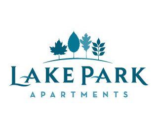 Lake Park Apartments #logo
