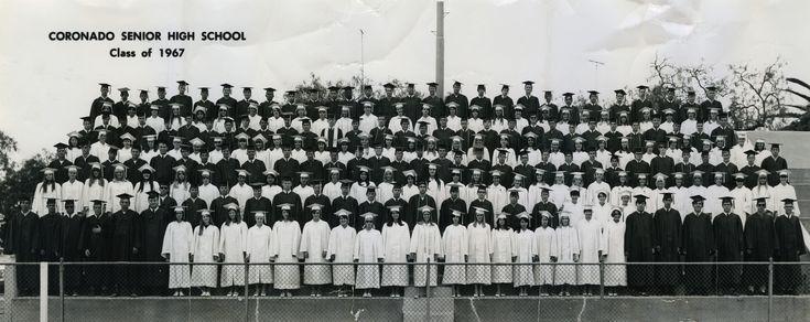 Coronado High School Class of 1967