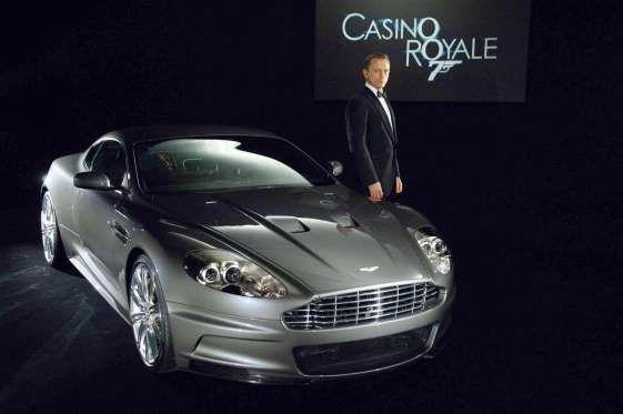 Aston Martin DBS V12 - Aston Martin/AP Photo