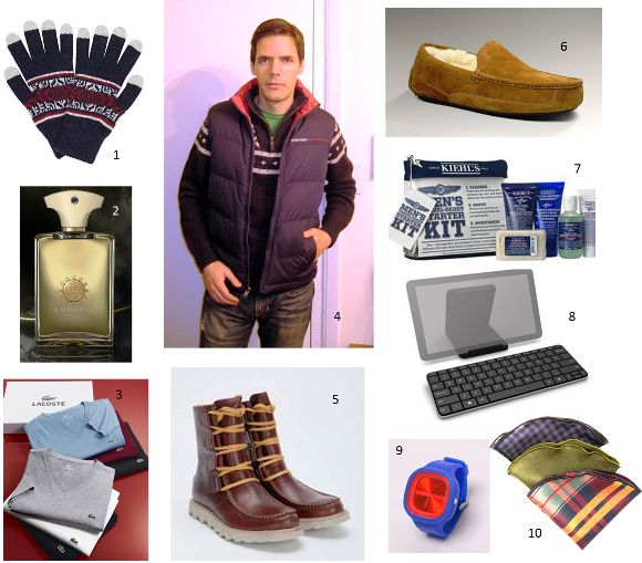 Holiday Gift Guide 2012: 10 Gift Ideas For Your Awesome Boyfriend