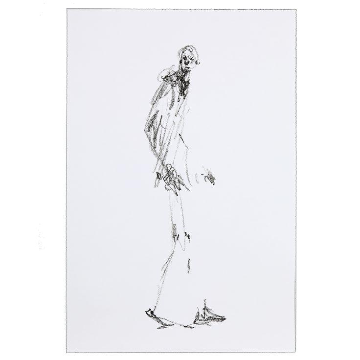 Alberto Giacometti-dessin- Résultats Google Recherche d'images correspondant à http://www.design-3000.de/out/pictures/master/product/1/giacometti_dessin2_1.jpg