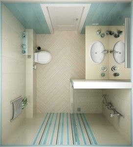 Tiny Bathrooms 204 Best Tiny Bathrooms Images On Pinterest  Bathroom Ideas Room .