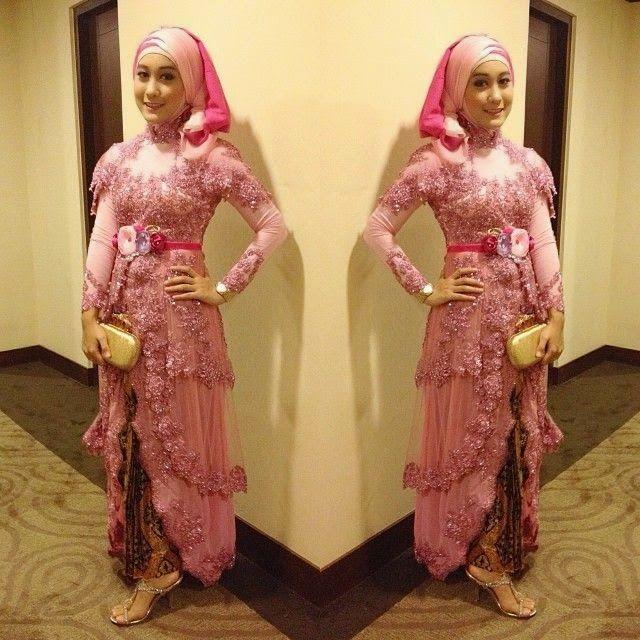 Butik Jeng Ita - Produk Busana dan Fashion Cantik Terbaru: Hijab Untuk Kebaya