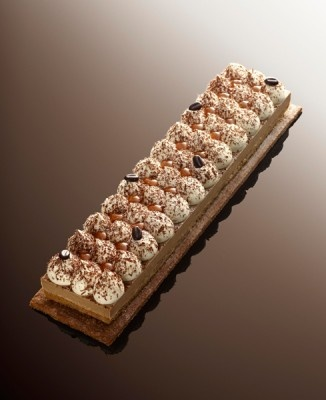 Simply Irresistible Series Tiramisu photo: Courtesy Hôtel Plaza Athénée by Christophe Michalak