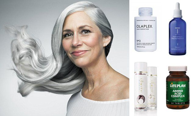 HRT for your hair: Clever ways to stop the menopause