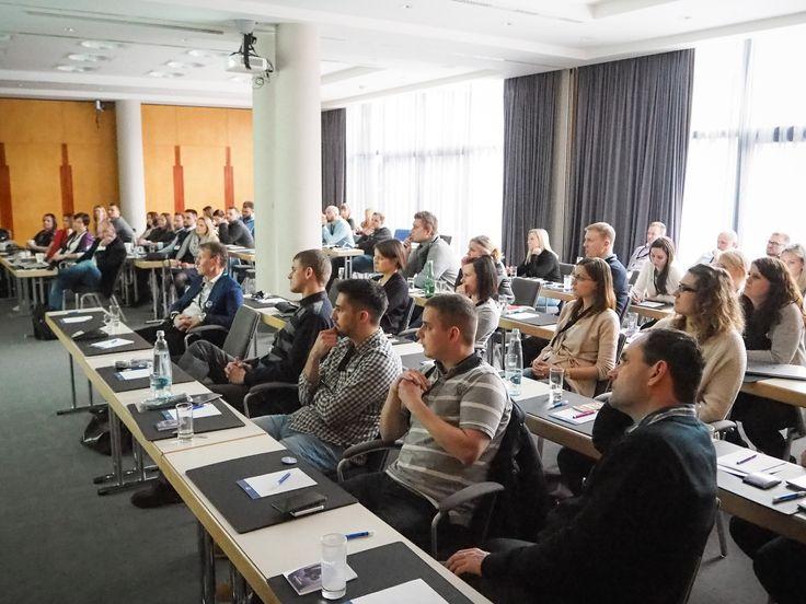 Alma Career Monster-maiden vuoden 2017 kick offit järjestettiin Prahassa.